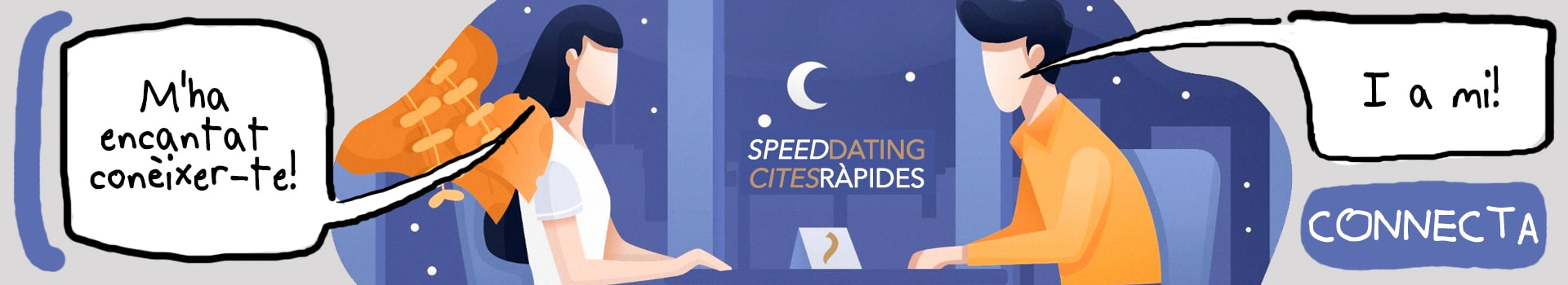 Speed dating Barcelona